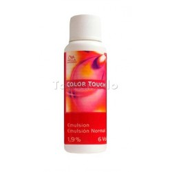 Wella Emulsion Normal Color Touch 1,9%/6 60ml
