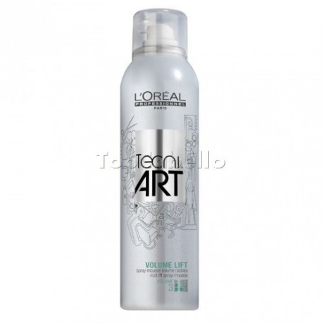 Espuma Tecni.Art Volume Lift LOREAL 250 ml