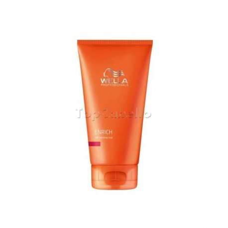 Mascarilla efecto calor Wella Enrich Self Warming Treat