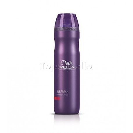 Champú Revitalizante Wella Balance Refresh Shampoo 250 ml