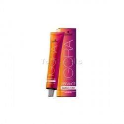 Coloración Tono Sobre Tono Igora Vibrance Gloss & Tone Schwarzkopf 60 ml