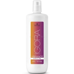 Loción Activadora Igora Vibrance Gloss Tone Transparent Gel Developer 1000 ml
