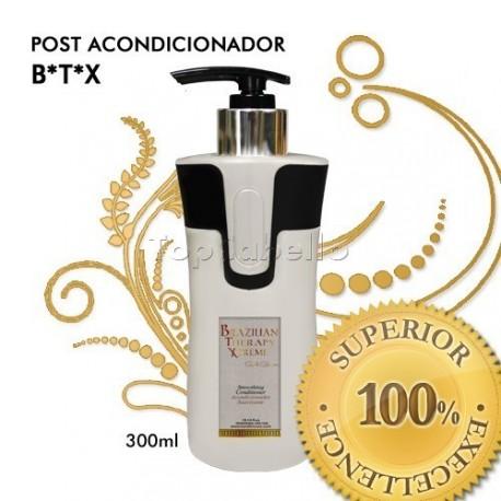 Keratine Cure - Post Acondicionador BTX Brazilian Therapy Xtreme 300ml