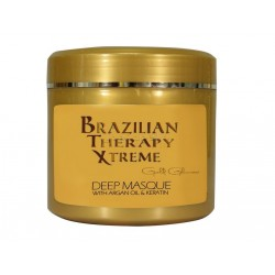 Keratin Cure Mascarilla BTX Brazilian Therapy Xtreme Deep Mask 500gr - OFERTA BlackFriday