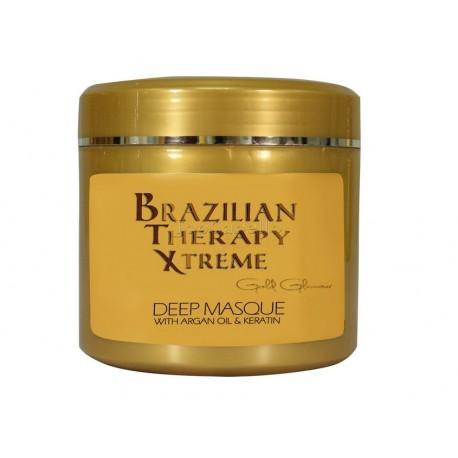 TopCabello - Keratine Cure MascarillaBTX Brazilian Therapy Xtreme Deep Mask 500gr