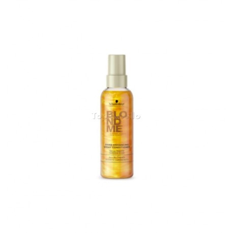 Spray Acondicionador Brillo BlondMe Schwarzkopf 150 ml