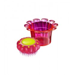 Cepillo Tangle Teezer Magic Flowerpot Princess Pink