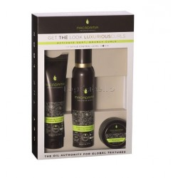 "Pack Pelos Rizados ""Get the look luxurious curls"" Macadamia Natural Oil"