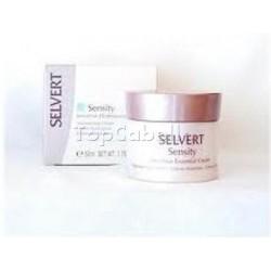Crema Sensitive Essential Selvert 50ml