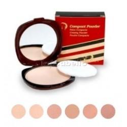 Maquillaje Polvo Compacto Noche y Día