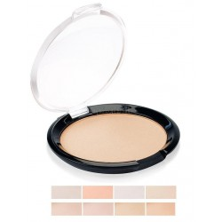 Polvos Silky Touch Compact Powder Golden Rose