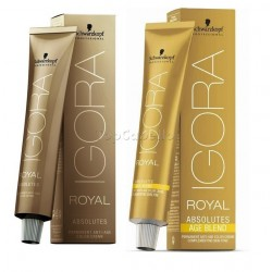 Tinte Igora Royal Absolutes Schwarzkopf 60 ml
