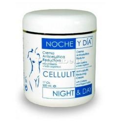 Crema Anticelulitica Noche Y Dia 500ml