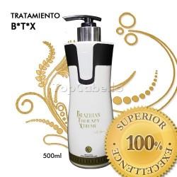Keratin Cure - Tratamiento Keratina BTX Brazilian Therapy Xtreme 500ml