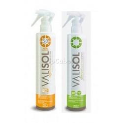 Spray Agua Solar Fp 50 300ml + After Sun 300ml Valquer