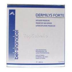 Dermilys Forte Ampolla depilacion Bel Shanabel 10x10ml