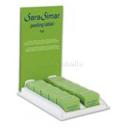 Peeling Labial Sara Simar 8gr