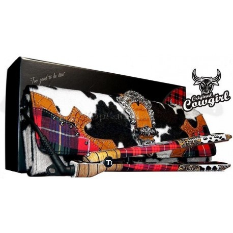 Ti-Creative Styling Plancha Touch Cowgirl