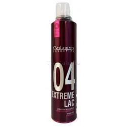 Laca Extra Fuerte Salerm ProLine 04 Extreme Lac 300ml