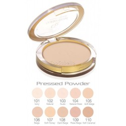 Polvos compactos Pressed Powder Golden Rose