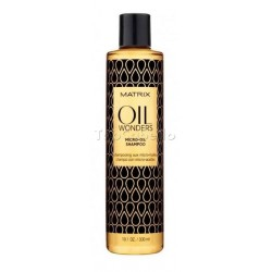 Champú Micropartículas Argán Oil Wonders Micro-Oil MATRIX 300ml