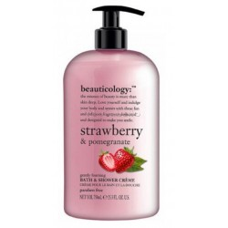 Gel Crema de Baño Fresa y Granada 750ml BAYLIS AND HARDING Beauticology