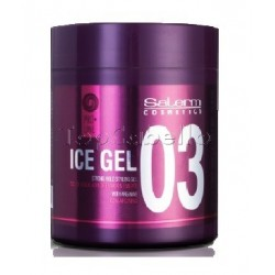 Gel de Peinado Salerm Proline 03 Ice Gel 500ml
