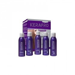 Kit antiencrespado Kerapro 60ml 5 Unidades Kativa