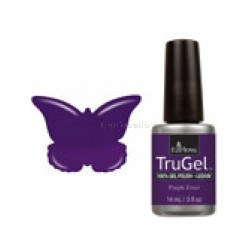 Esmaltado semipermanente 14ml EzFlow TruGel Purple Fever