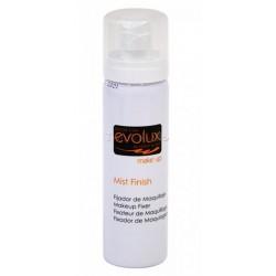 Fijador Maquillaje MIST FINISH EVOLUX Noche y Día 80ml