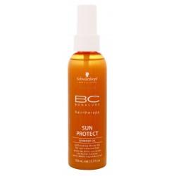 Aceite Brillo Protector Solar Sun Protect Bonacure Schwarzkopf 150 ml