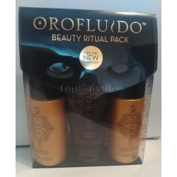 Mini Pack OroFluido Revlon 3x50ml (Champu + Acondicionador + Mascarilla)