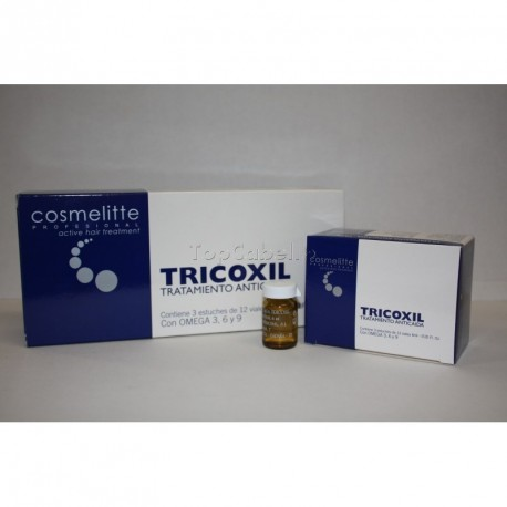 Tricoxil Viales COSMELITTE 36 ud.