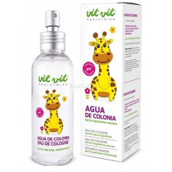 Agua Colonia SIN Alcohol VIT VIT Pediatrics 100ml Diet Esthetic