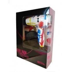 Mini secador Mini Phon Fantasy Art Giubra con Difusor