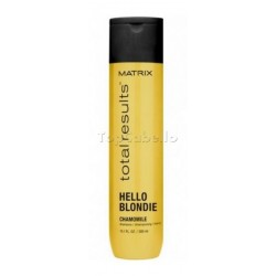 Champu Cabellos Rubios Hello Blondie Matrix 300ml