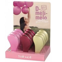 Cepillo Desenredar Gloss Cream D-Meli Melo Sibel (Varios Colores)