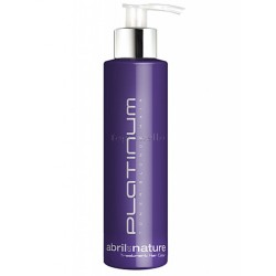 Crema matizador Platinum Toner Abril Et Nature 200ml