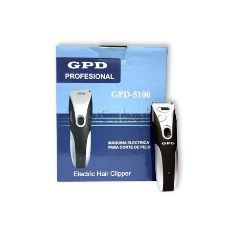 Máquina cortapelo GPD 5100