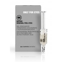 Contorno de Ojos BEFORE RENEWAL PEEL EYES (3x5ml) Summe Cosmetics ONLY FOR EYES