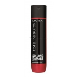 Acondicionador Reparador SO LONG DAMAGE Total Results Matrix 300ml