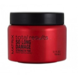 Mascarilla Reparadora SO LONG DAMAGE Total Results Matrix 150ml