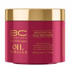 Tratamiento Aceite Nuez de Brasil BC Oil Miracle BRAZILNUT Schwarzkopf 150ml