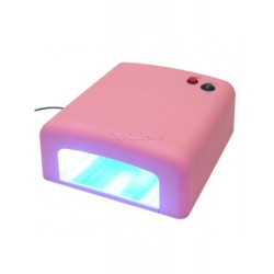 Lámpara Secado Uñas UV Bio Flash Giubra 36w