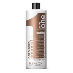 Champú 10 en 1 UNIQ ONE COCO Revlon Conditioning Shampoo 1000ml - sin sulfato SLS-