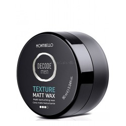 Cera mate Decode Texture Matt Wax Montibello 90ml