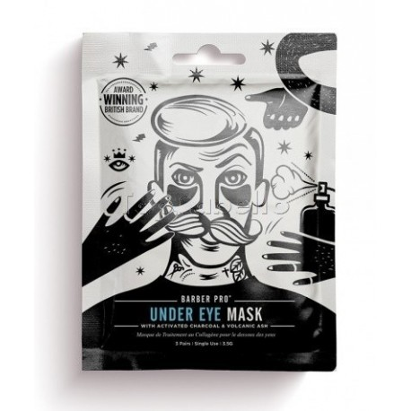 Máscara Especial Contorno de Ojos UNDER EYE MASK Barber Pro