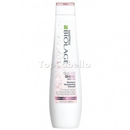 Champú Brillo SUGARSHINE Biolage Matrix 400ml