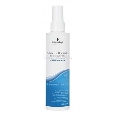 Spray Pre-Tratamiento+ Natural Styling Schwarzkopf 200 ml