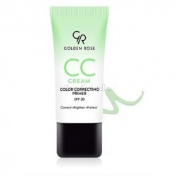 Crema Correctora CC CREAM 04 Green Golden Rose